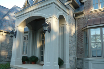 Accents  Stucco contractor